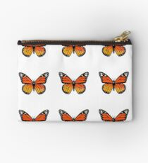 Monarch Butterfly Pack Zipper Pouch