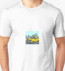 Big Yellow Taxi Unisex T-Shirt