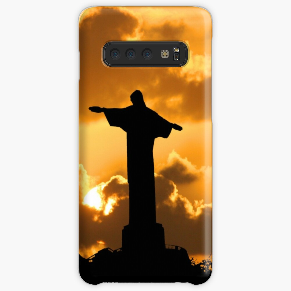A Rio Icon Samsung Galaxy Snap Case