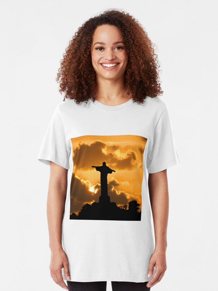 Alternate view of A Rio Icon Slim Fit T-Shirt
