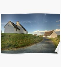 Inchiquin Cottages Poster