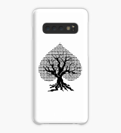 Poker Tree Case/Skin for Samsung Galaxy
