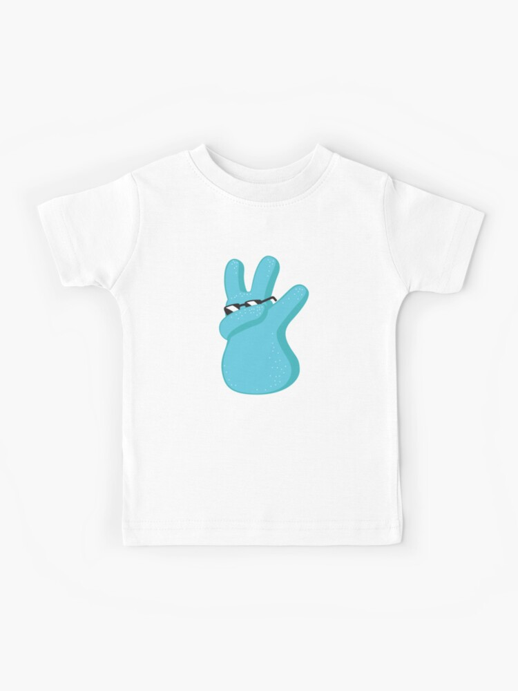 Quarantined With My Peeps Rabbit Dabbing Tshirt Gift Idea For Kid Youth Boy Girl Men Women Birthday Party Teen Matching Squad Easter Day