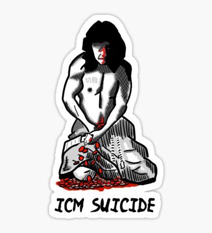 ICM Suicide Poker Sticker
