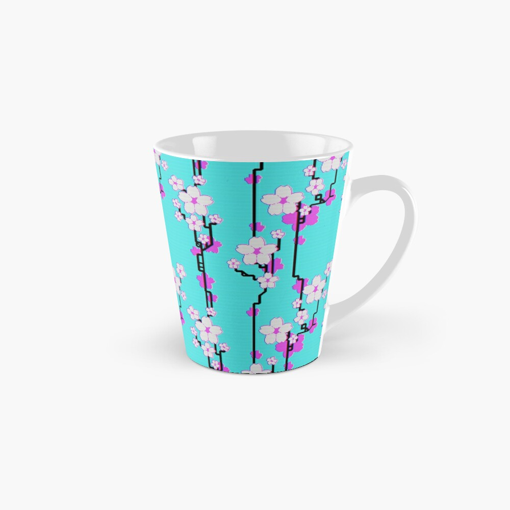 And it bloomed (but I saw it in television) Mug