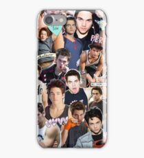 Dylan Sprayberry Collage iPhone Case/Skin