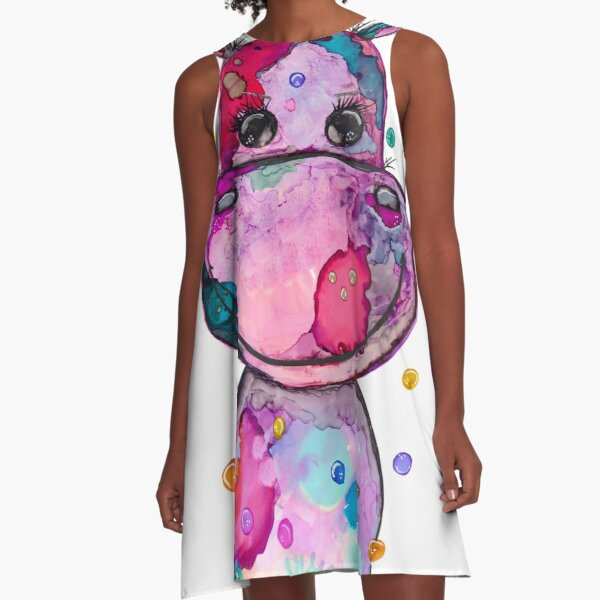 Penelope  A-Line Dress