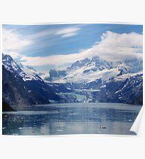 Alaska  -  Johns Hopkins Glacier Poster