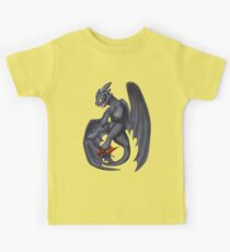 Playful Toothless Kids Clothes