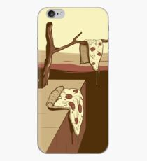 die schmelzende Pizza iPhone-Hülle & Cover