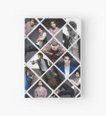 Photoshoot Darren ;) Hardcover Journal