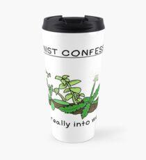 Botanist confessions Travel Mug