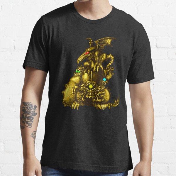Super Metroid - Boss Statue Essential T-Shirt