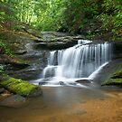 Hidden Falls - WNC Waterfall Photography by Dave Allen