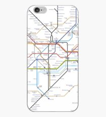London subway iPhone Case