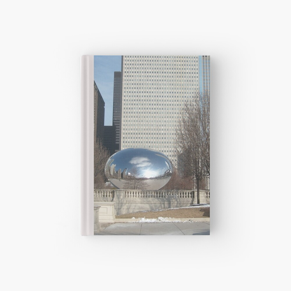 Cloud Gate a.k.a The Bean Hardcover Journal