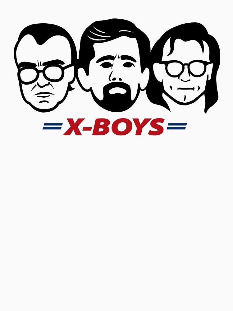 The X-Boys by KentZonestar