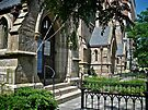 Emmanuel Church at Newbury Street - Boston © 2010 by Jack McCabe