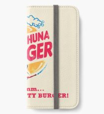 Big Kahuna Burger iPhone Wallet/Case/Skin
