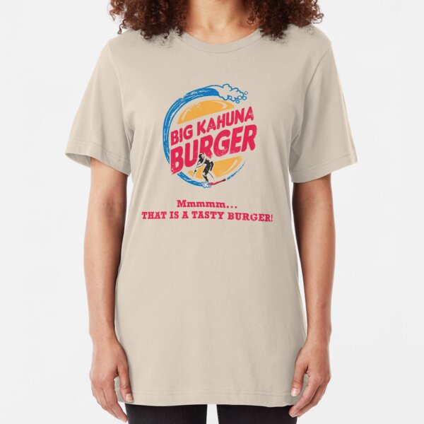 Big Kahuna Burger Slim Fit T-Shirt