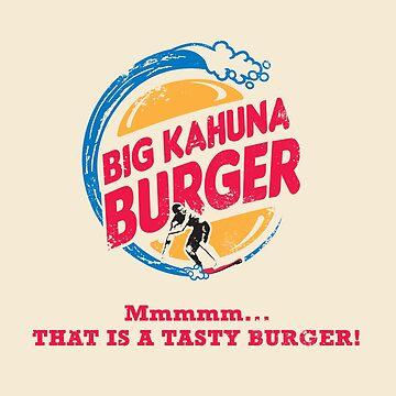 Big Kahuna Burger by KentZonestar