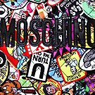 Moschino-Collagen von ErinMaggard