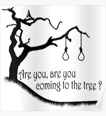 Hunger Games, Hanging Tree Poster