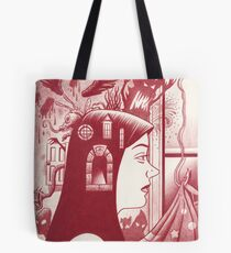 Graphic novel cover! Tote Bag