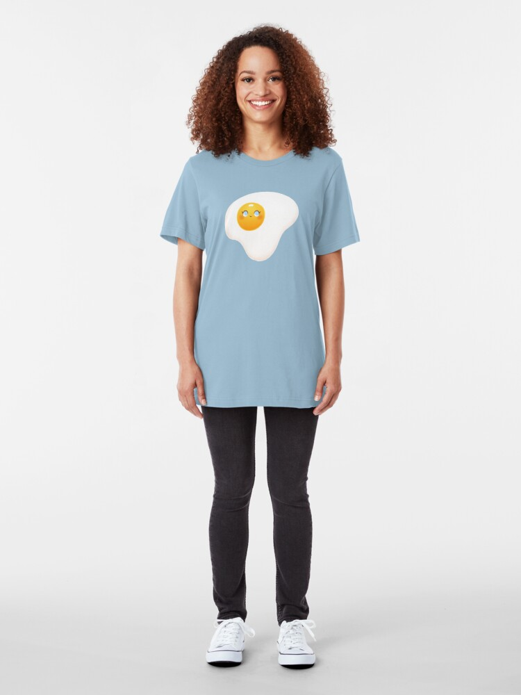 Alternate view of You're A Good Egg Slim Fit T-Shirt