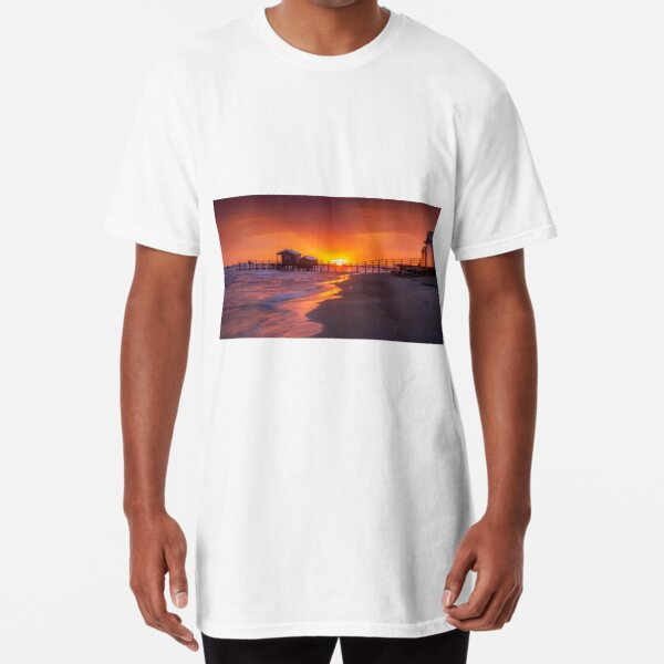 Shelly Beach Long T-Shirt