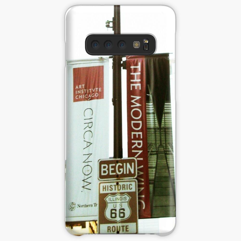 Begin Route 66 Case & Skin for Samsung Galaxy