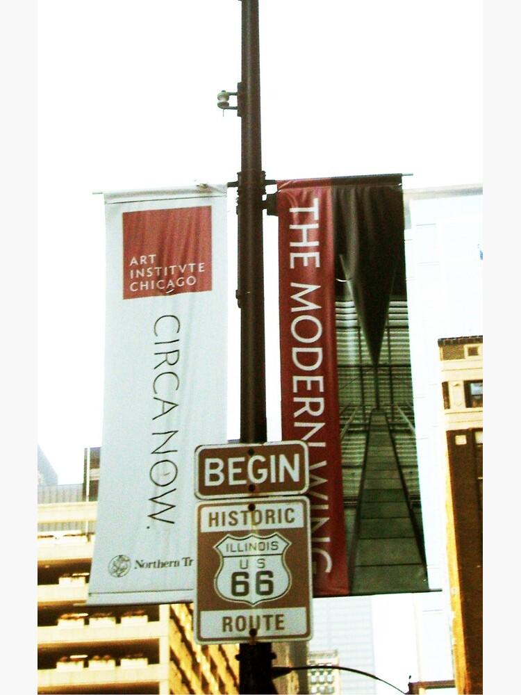 Begin Route 66 by amak