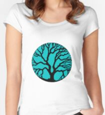 The Wisdom Tree Fitted Scoop T-Shirt