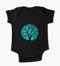 The Wisdom Tree Short Sleeve Baby One-Piece