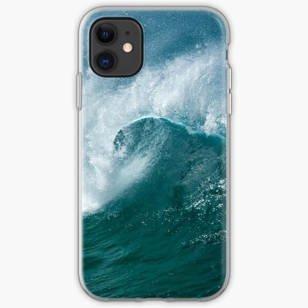 Crunch Time _ North Stradbroke Island iPhone Soft Case