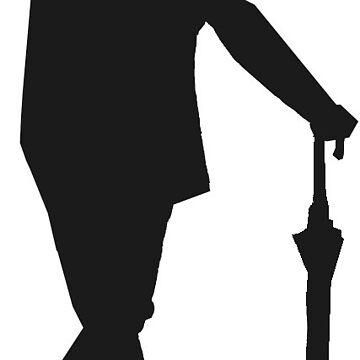 The penguin's umbrella by athelstan