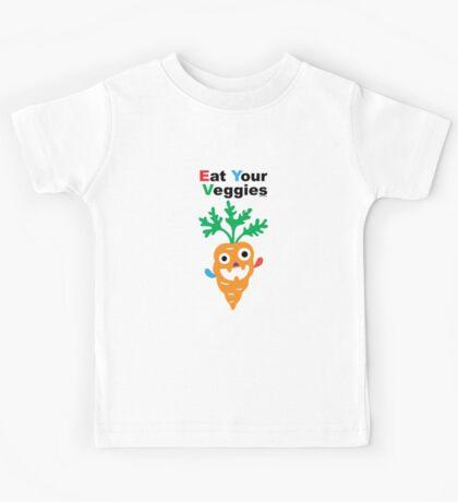 Eat your Veggies - carrots   Kids Clothes