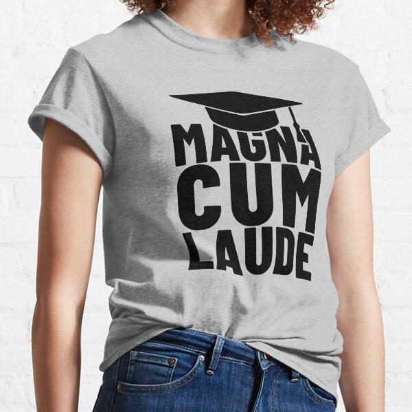 Regalo para Doctorado - Magna Cum Laude - Tesis Doctoral y Doctoral Camiseta clásica
