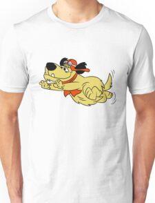 Run Muttley, Run Unisex T-Shirt