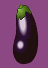 Eggplant by Rachel Bachman