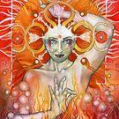 Materia: Fire by Patricia Ariel