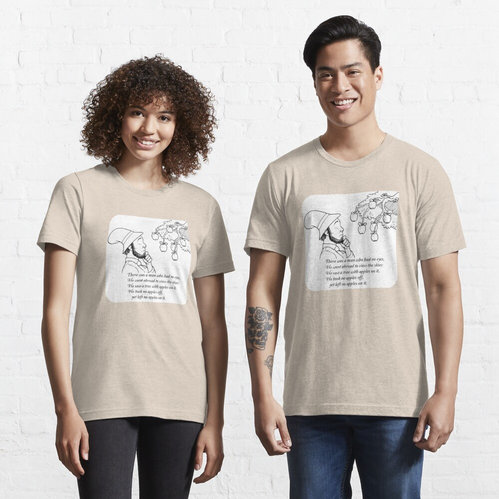 There was a Man with No Eyes... Essential T-Shirt