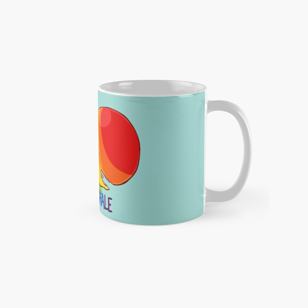 Homosexuwhale - with text Mugs