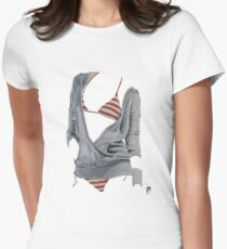 Sexy Clothing lV Women's Fitted T-Shirt