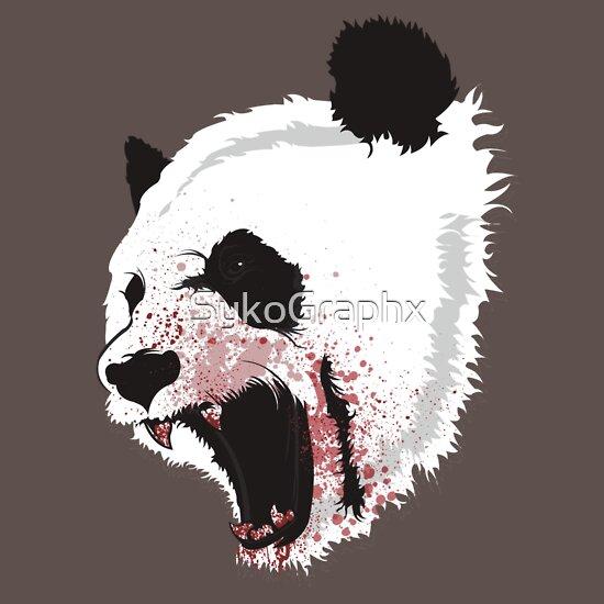 TShirtGifter presents: Panda Ladies