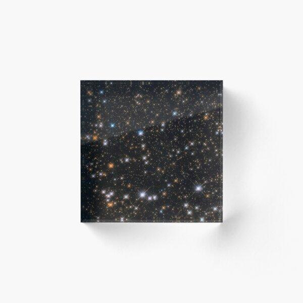 #Universe Acrylic Block