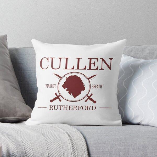 Dragon Age - Cullen Throw Pillow
