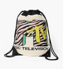 MTV - retro Drawstring Bag