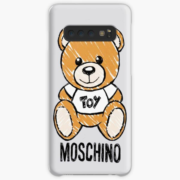 Toy Bear Moschino Samsung Galaxy Snap Case