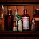 Pharmacy -  Oils and Inhalants by Michael Savad